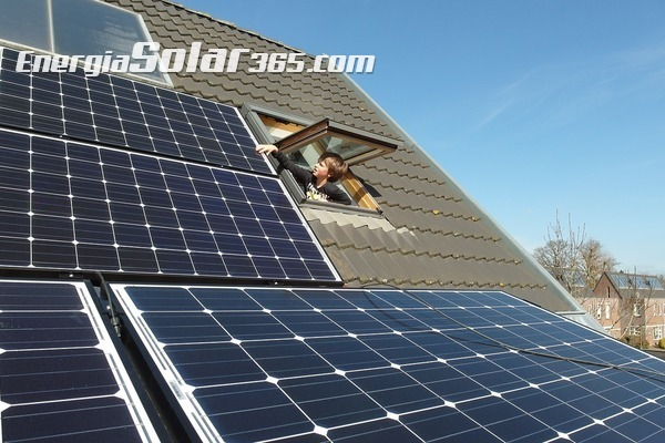 Cómo se limpian los paneles solares